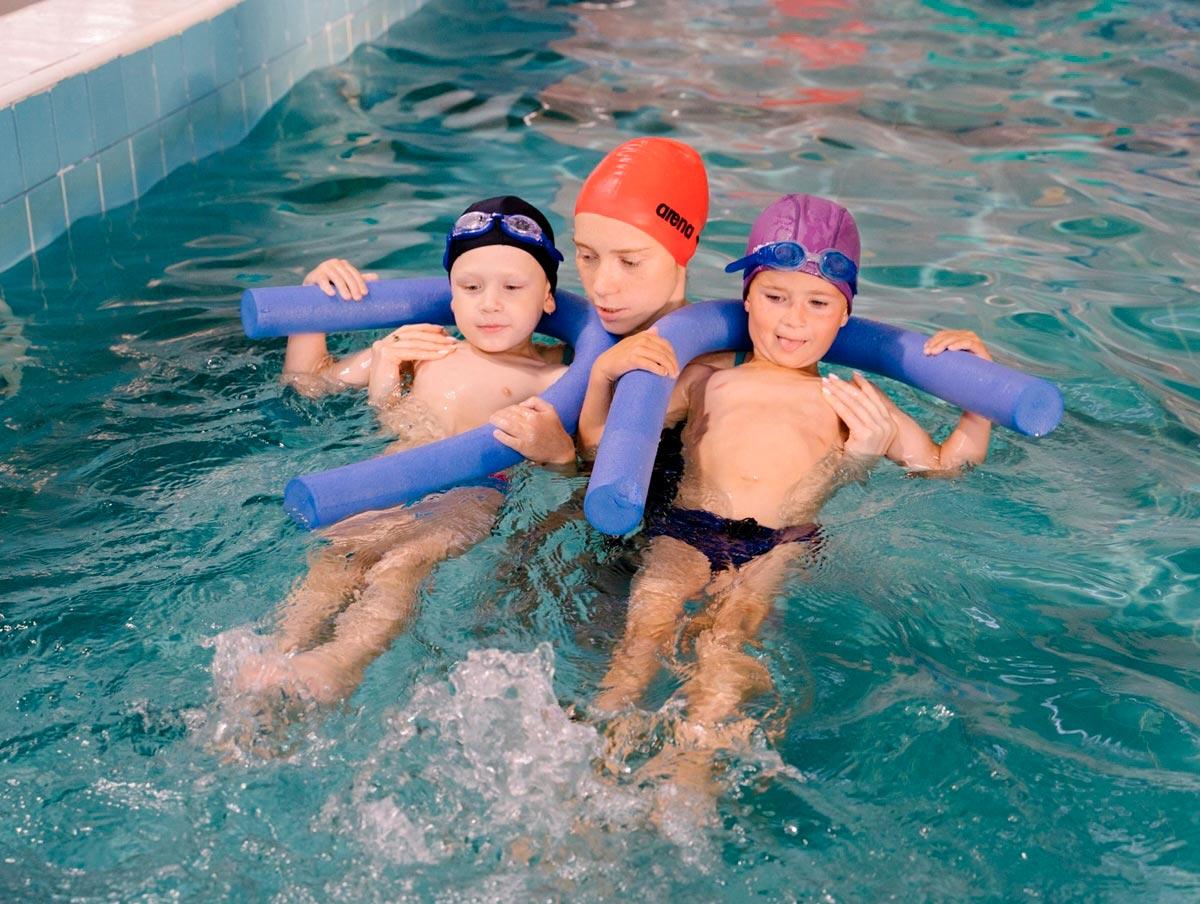 Абонемент детский в Малый бассейн (Лягушатник)