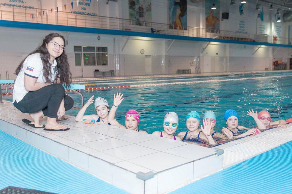 Синхронное плавание (МСГ)