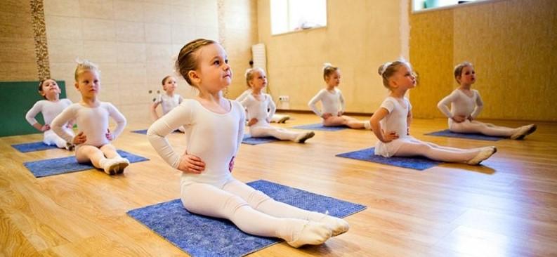 Развивающая гимнастика