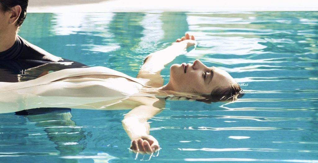 Watsu — водный массаж