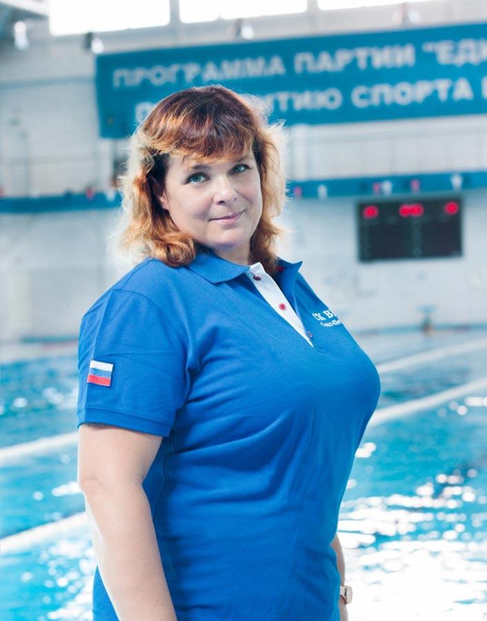Гагарская Жанна Викторовна
