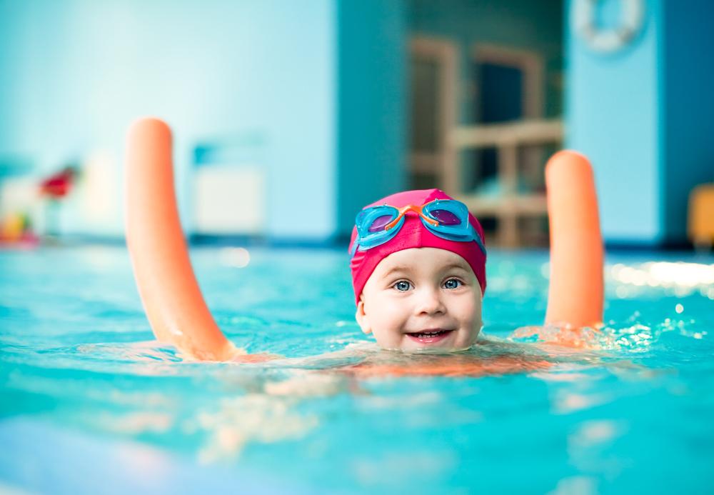 Абонемент детский в маленький бассейн
